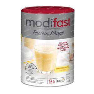 Modifast Protiplus Milkshake Vanille 540 g