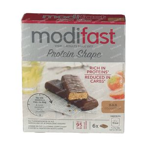Modifast Protiplus Bar Dark Chocolate 162 g
