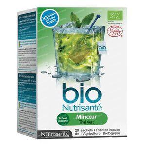Nutrisanté Bio Slimming Cold Tea 20 bags