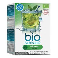 Nutrisanté Cold Infusion Weightloss 20  beutel