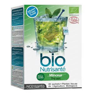 Nutrisanté Cold Infusion Weightloss 20 bustine