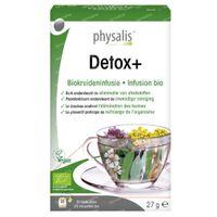 Physalis Detox+ Infusion Bio 20  sachets