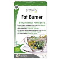 Physalis Fat Burner Kruideninfusie Bio 20  zakjes
