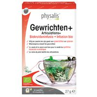 Physalis Joints+  Herbal Infusion Bio 20  beutel