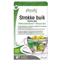 Physalis Strakke Buik Kruideninfusie Bio 20  zakjes