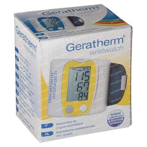 Geratherm Tensiometre Poignet 1 stuk