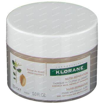Klorane Masque Au Dattier Du Désert 150 ml