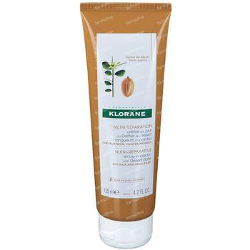 Klorane Creme De Jour Au Dattier Du Desert Sans Rincage 125 ml