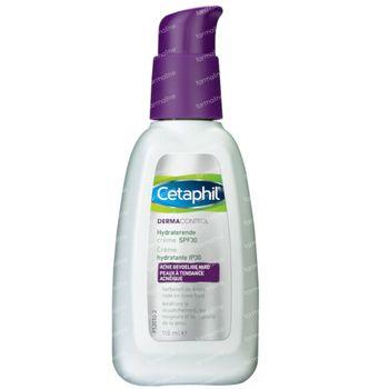 Cetaphil Dermacontrol Crème hydratante SPF30 118 ml