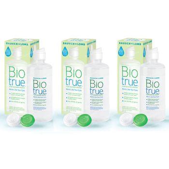 Bausch & Lomb Biotrue Multi Purpose 3x300 ml