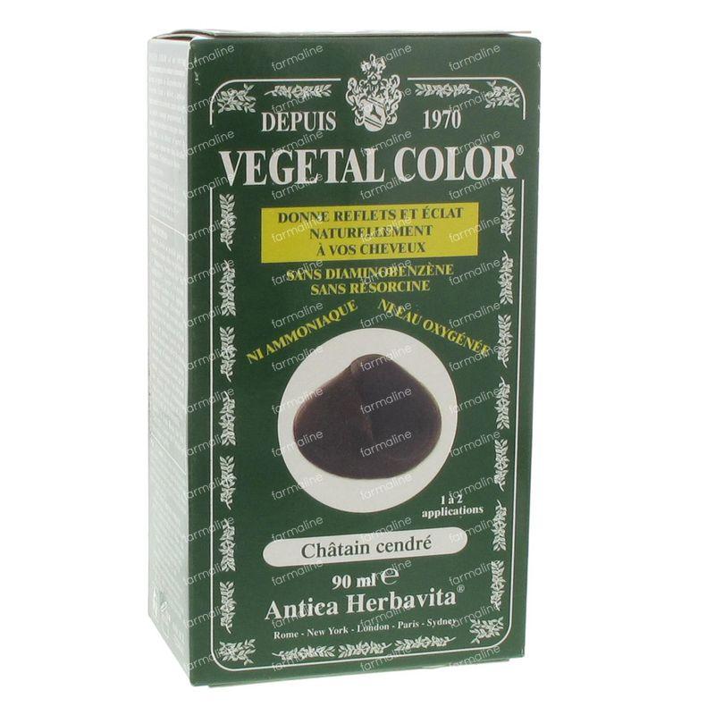 Herbatint couleur v g tale ch tain cendr 4c 60 ml commander ici en ligne - Couleur chatain cendre ...