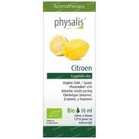 Physalis Zitrone Ätherisches Öl Bio 30 ml