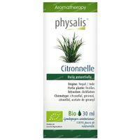 Physalis Citronella de Java Huile Essentielle Bio 30 ml