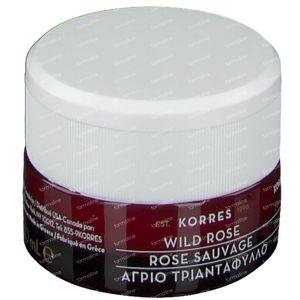 Korres Wild Rose Moisturising & Brightening Cream 40 ml