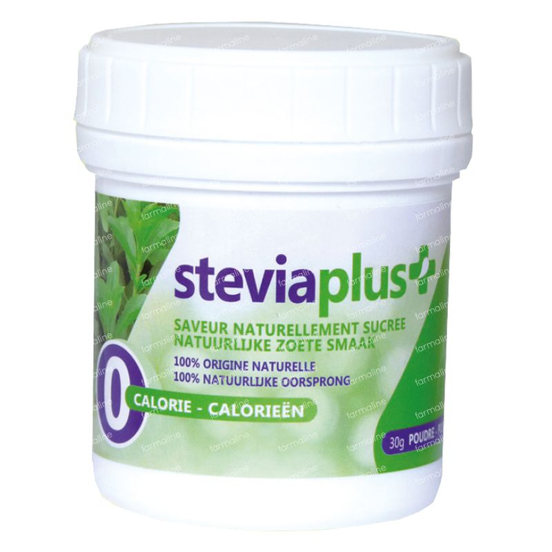 stevia plus 30 g poeder hier online bestellen. Black Bedroom Furniture Sets. Home Design Ideas