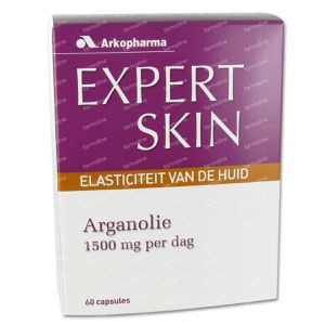 Arkopharma Arkofluide Skin Pearls Argan 60 stuks Capsule
