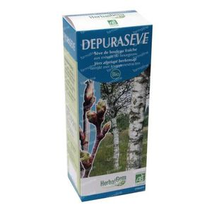 Herbalgem Depuraseve Birkensaft 500 ml