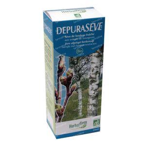 Herbalgem Depuraseve Berkensap 500 ml