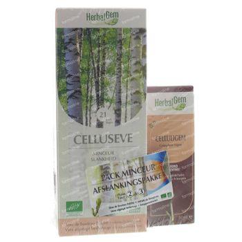 Herbalgem Paquet Minceur Promo Bio 300 ml