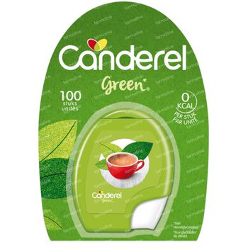 Canderel Green Stevia 100 comprimés