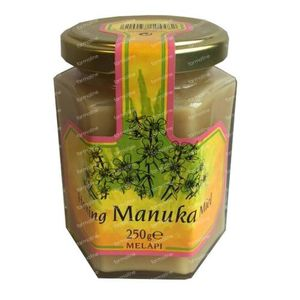 Melapi Honey Manuka 10+ 250 g