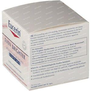 Eucerin Even Brighter Nachtcrème 50 ml