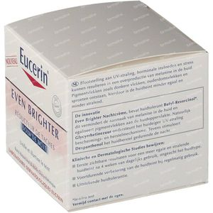 Eucerin Even Brighter Nachtcrème 50 ml