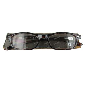 Pharma Glasses Leesbril Bruin +1.50 1 stuk