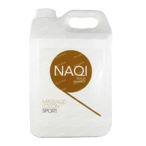 Naqi Massage Lotion Sport 5 l