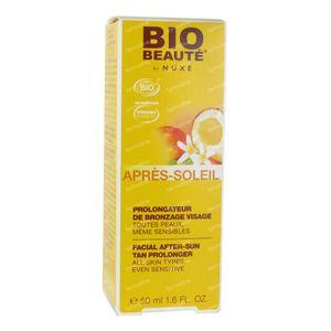 Bio Beauté By Nuxe Après-Soleil Prolongateur De Bronzage Pour Le Visage 50 ml