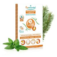 Puressentiel Gewrichten & Spieren Verwarmende Patches 14 Essentiële Oliën 3 stuks