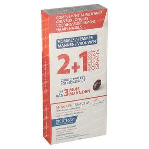 Ducray Anacaps Tri-Activ PROMO 90 capsules