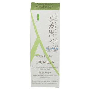 Aderma Exomega Barrier Cream 100 ml cream