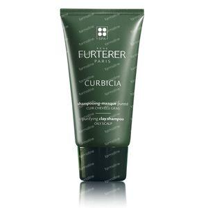 Rene Furterer Curbicia Purifying Clay Shampoo 100 ml Tubo