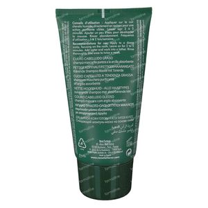 Rene Furterer Curbicia Purifying Shampoo Mask 100 ml tube