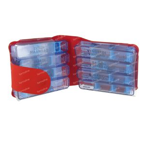 Fagron Medidos Compact Boite Medicaments 1 pièce