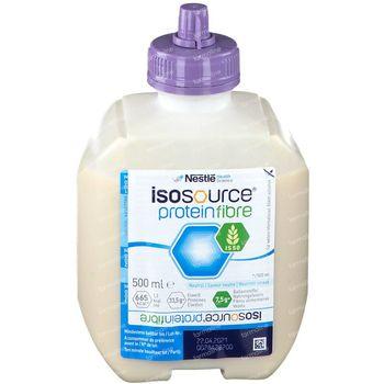 Isosource Protein Fibre Smartflex 500 ml