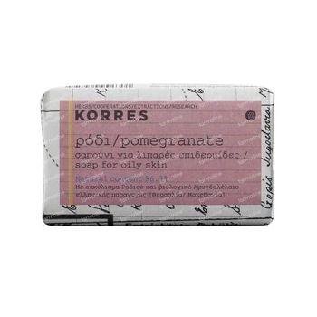 Korres Pomegranate Soap for Oily Skin 125 g