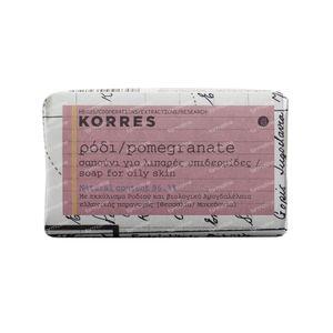 Korres KB Zeep Granaatappel 125 g