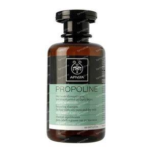 Apivita Shampoo Voor Vette Haarwortels - Droge Punten 250 ml fles
