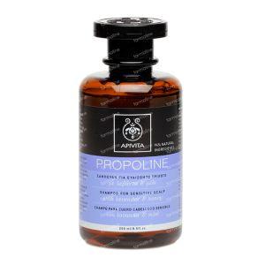 Apivita Shampoing Cuir Cheveux Sensible 250 ml bouteille