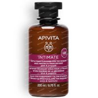 Apivita Intimate Lady Gentle Foam Cleanser Protects from Dryness Aloe & Propolis 200 ml