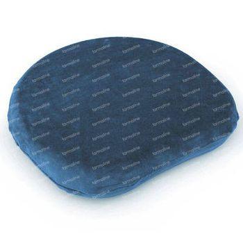 Sissel Sitfit Plus Housse Bleu Velours 1 st