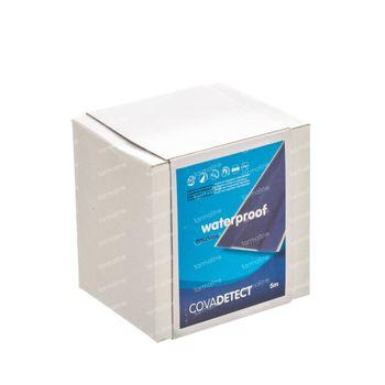 Cova Detect 8Cm x 5M Blauw Waterproof 1 st