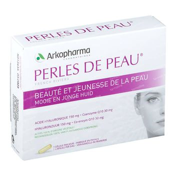 Expert Skin Perles De Peau Hyaluronique Q10 30 capsules