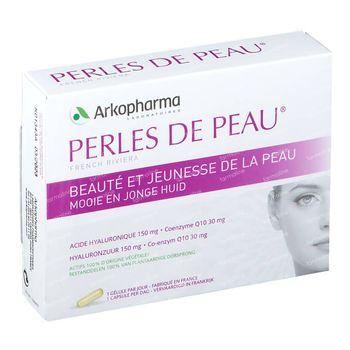 Expert Skin Perles De Peau Hyaluronzuur + Q10 30 capsules