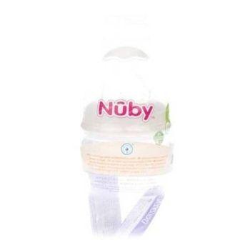 Nuby Bibéron Col Large  +3 Sucettes 0-18M 330Ml 1 st