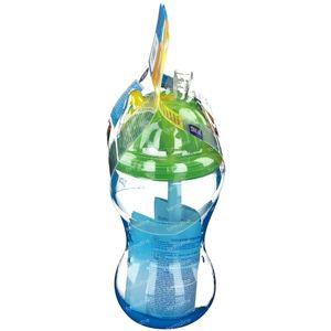 Nuby Drink Cup Pp Anti - Leak + Straw +12M 355 ml