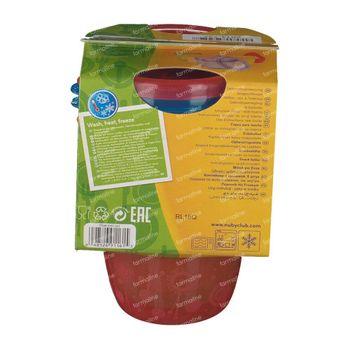Nuby Pot + Couvercle 120 ml 6 st