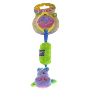 Nuby Animal Figures Ding-a-ling 1 item